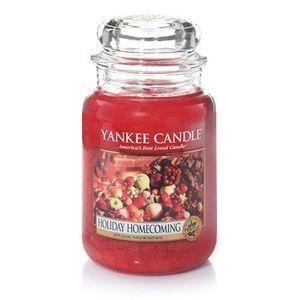2/$45 Yankee Candle Holiday Homecoming Large Jar